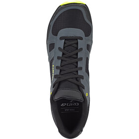 Giro Gauge 19 Shoes Men dark shadow/citron